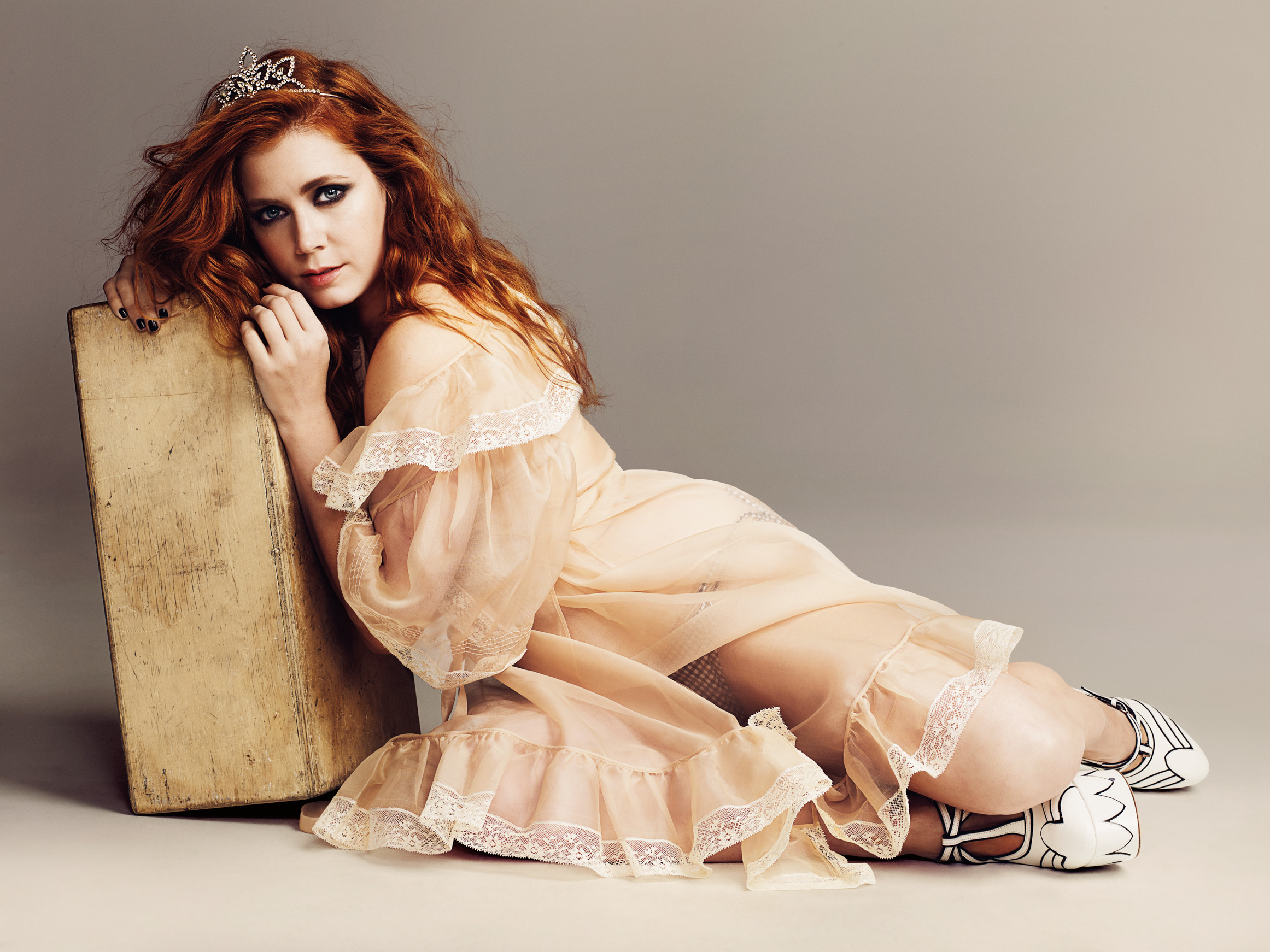 House Of Usher Amy Adams by Matthias Vriens McGrath 09