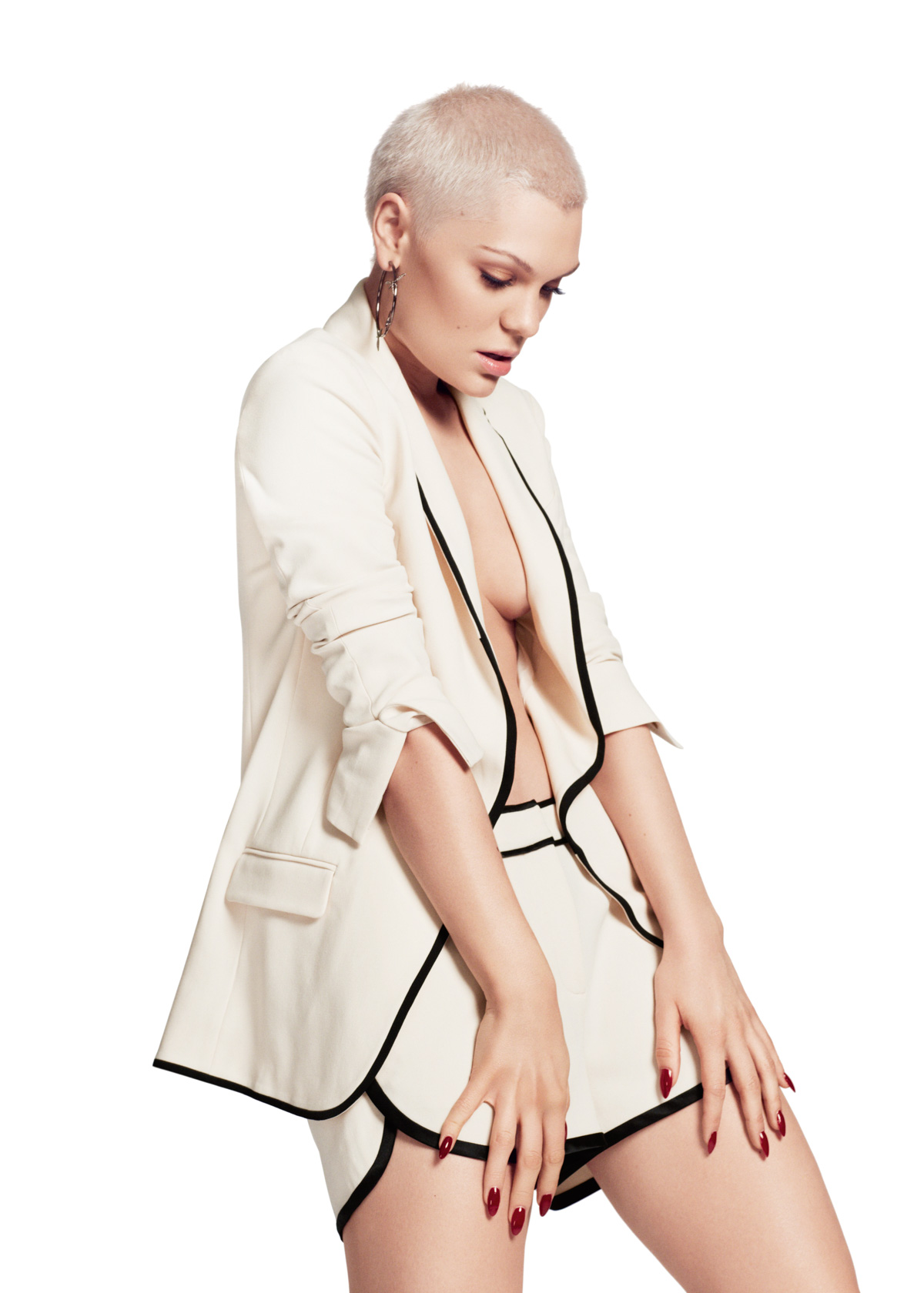 House Of Usher Jessie J by David Roemer 04