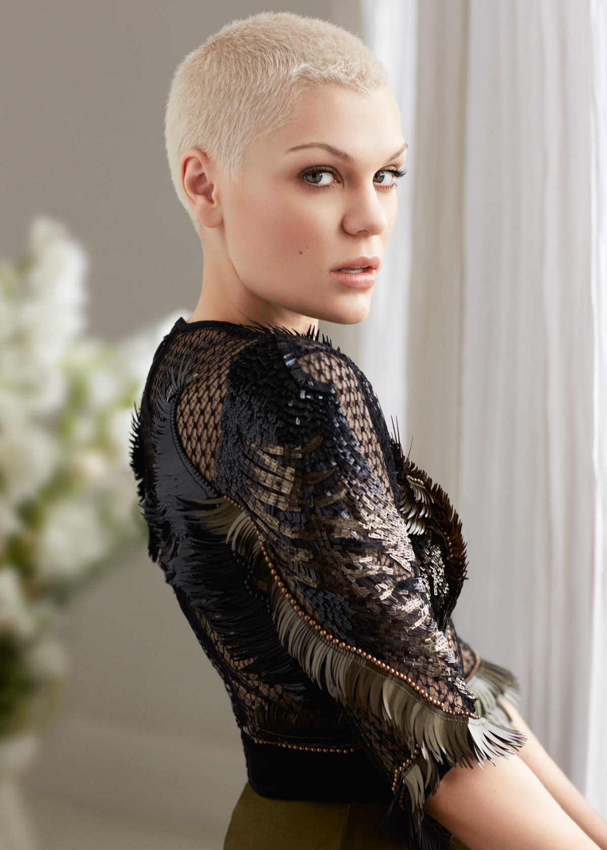 House Of Usher Jessie J by David Roemer 07