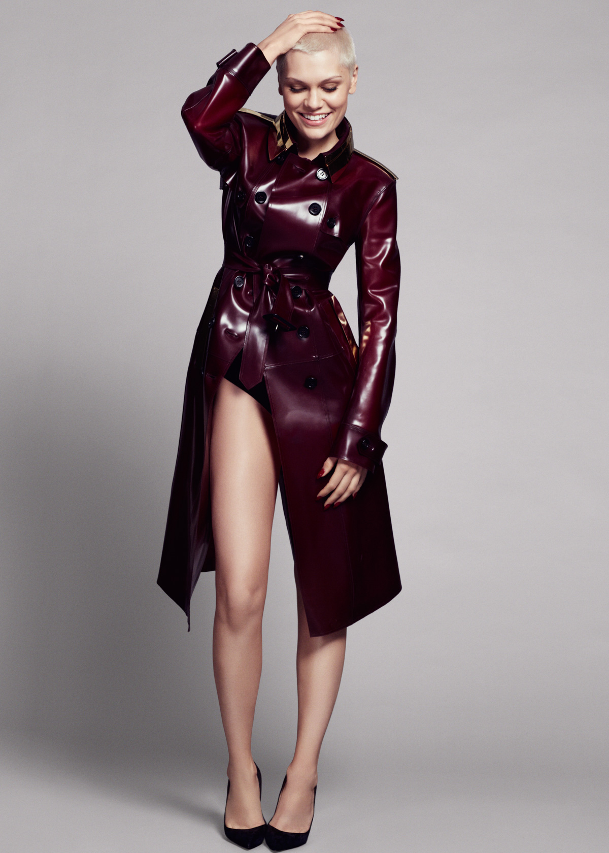 House Of Usher Jessie J by David Roemer 11