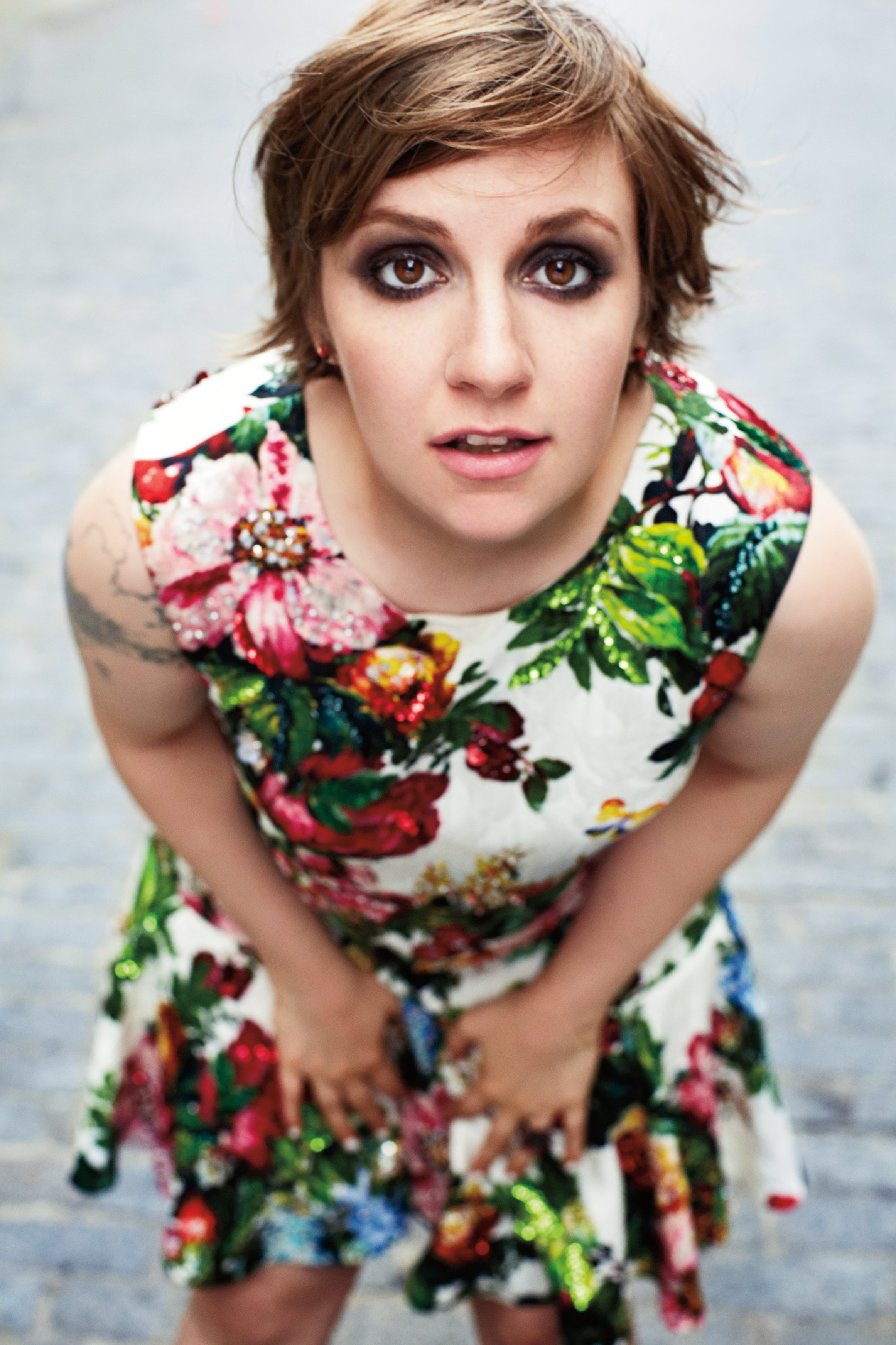 House Of Usher Lena Dunham by Alexei Hay 07