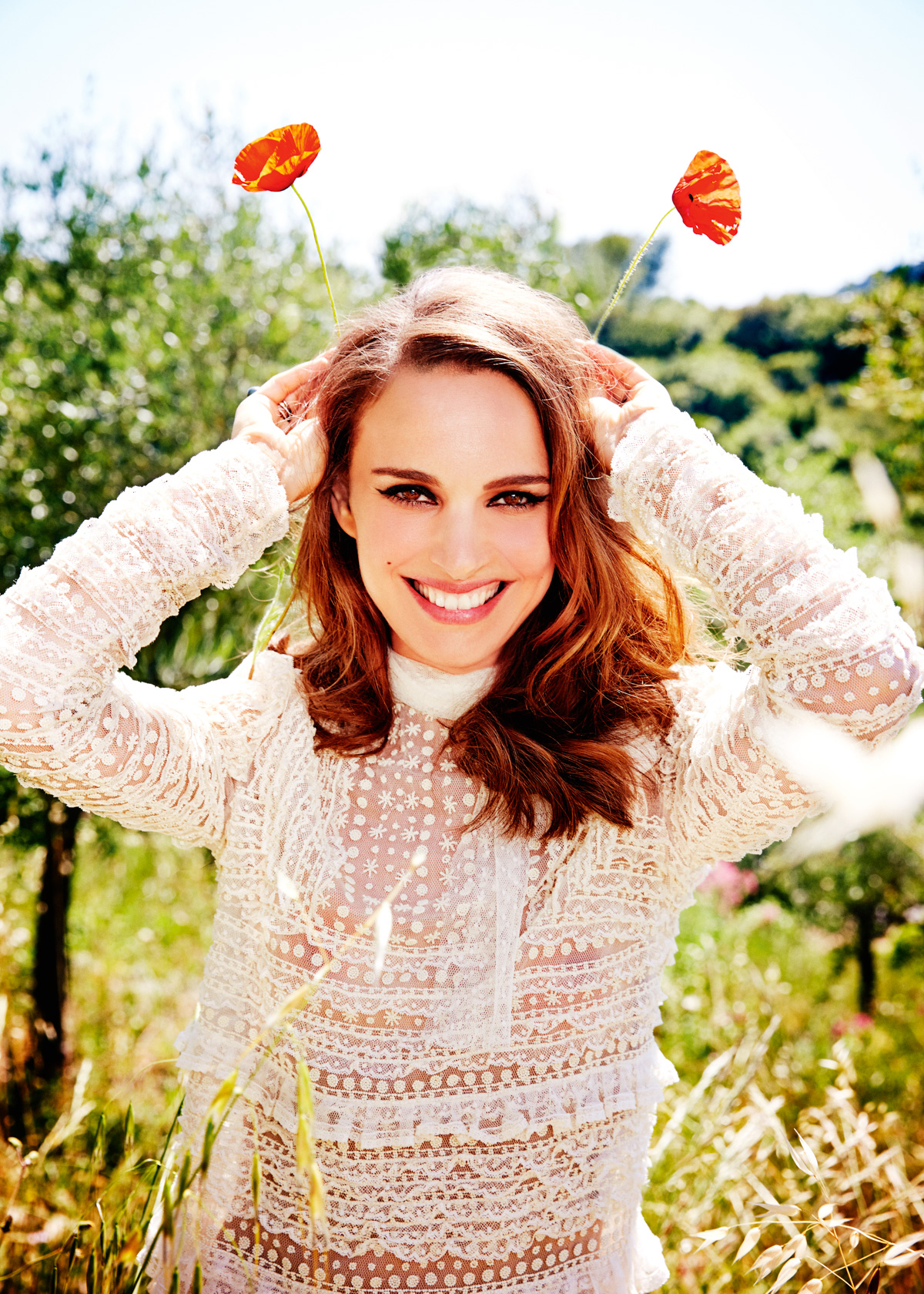 House Of Usher Natalie Portman by Ellen Von Unwerth 04