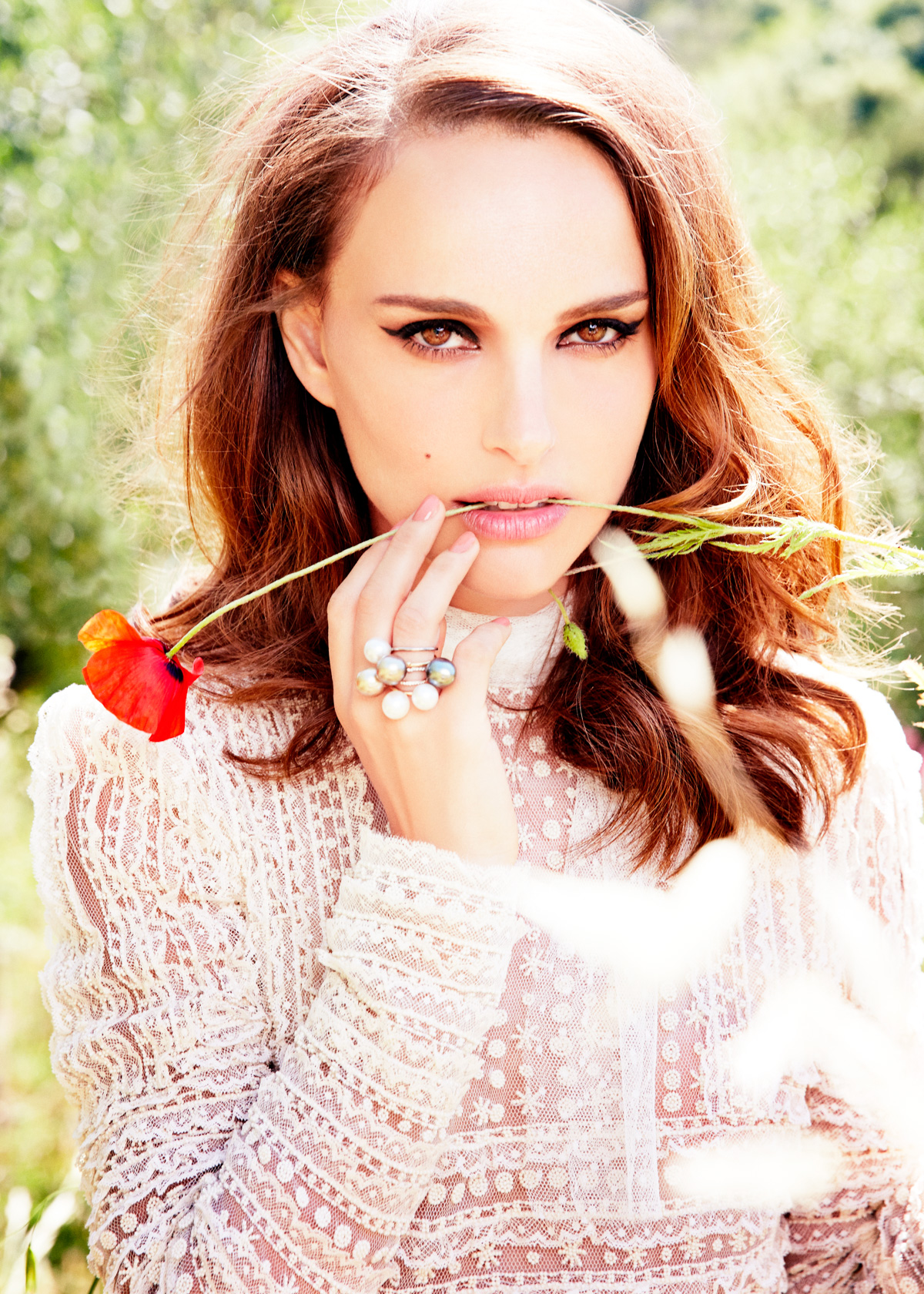 House Of Usher Natalie Portman by Ellen Von Unwerth 05
