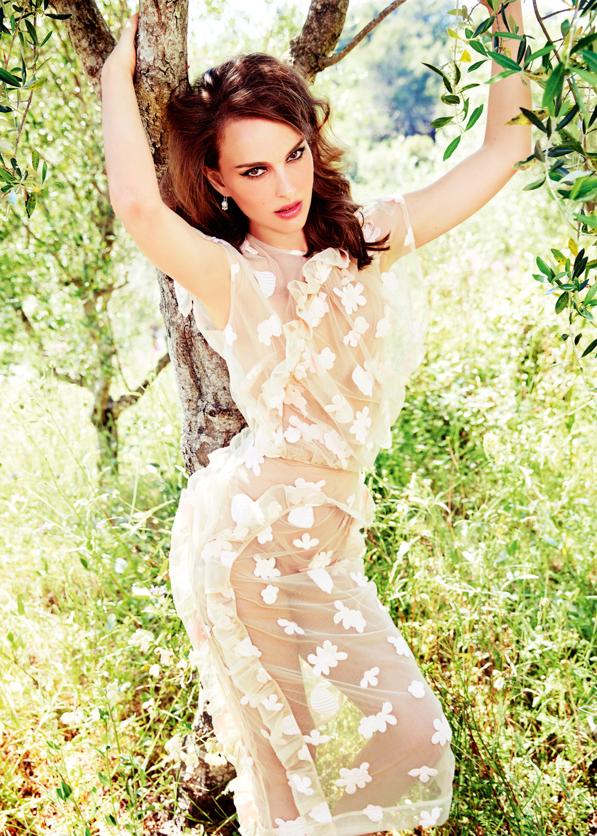 House Of Usher Natalie Portman by Ellen Von Unwerth 06