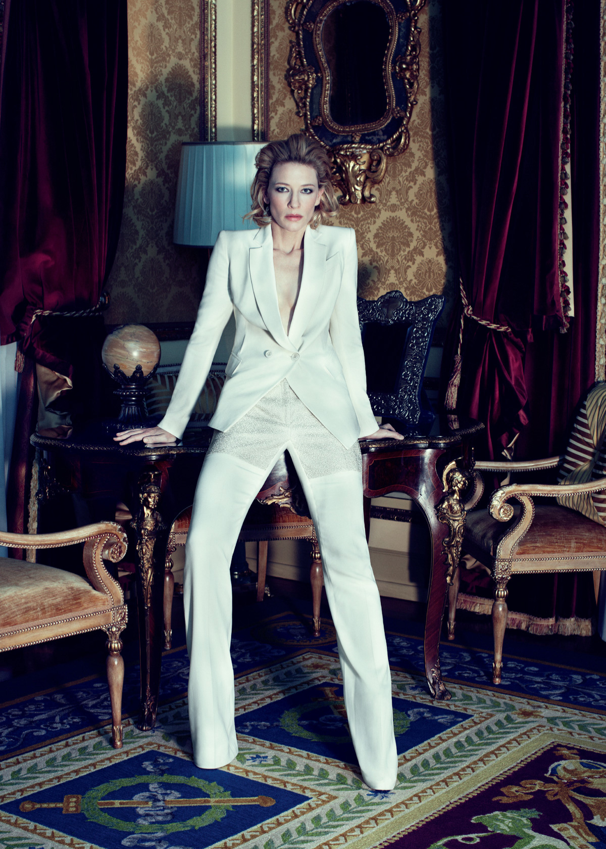 House Of Usher Cate Blanchett by Alexi Lubormirski 02