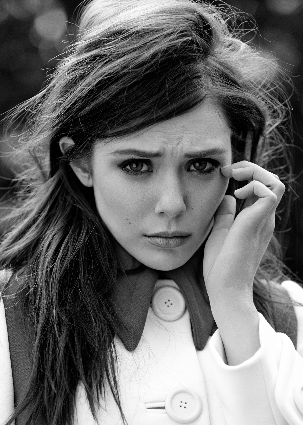 House Of Usher Elizabeth Olsen by David Roemer 07