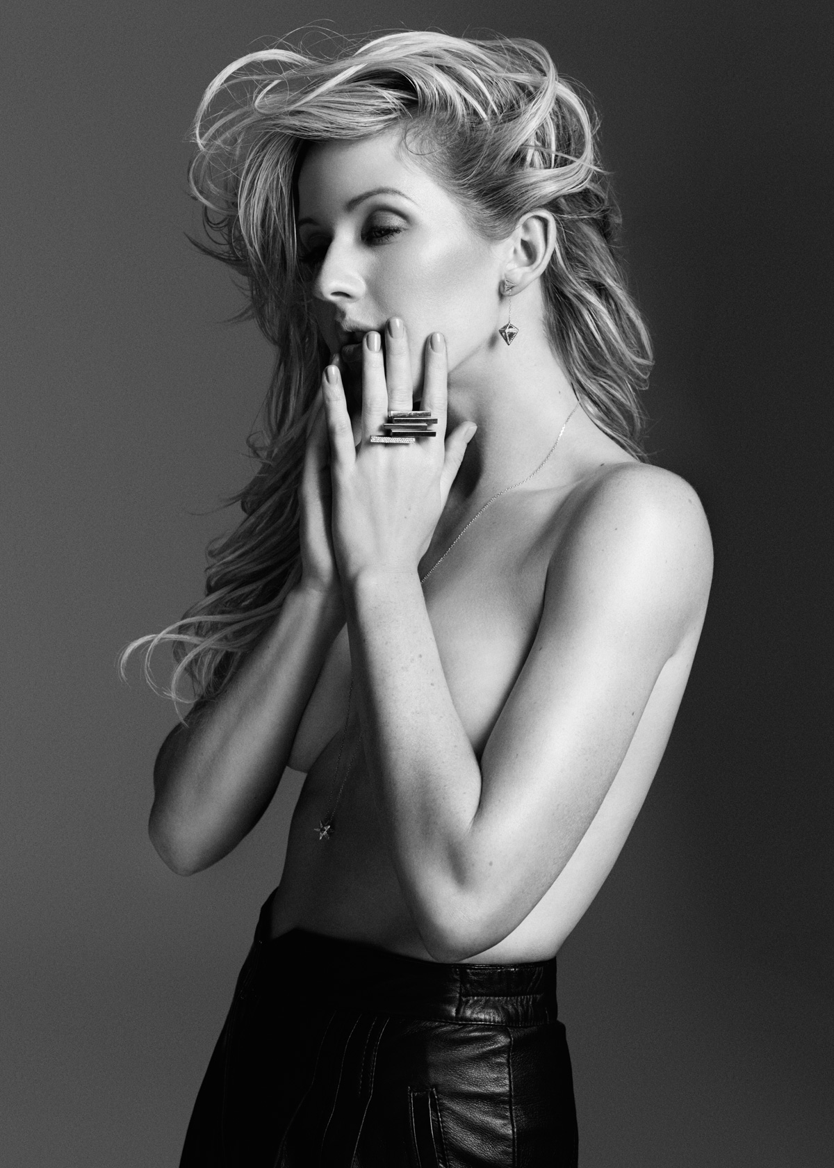 House Of Usher Ellie Goulding by David Roemer 03
